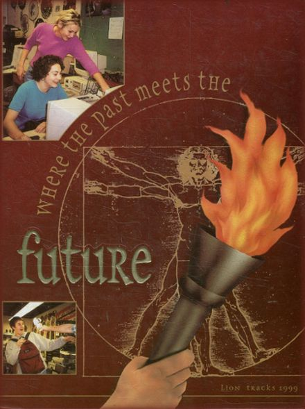 1999 Cottage Grove High School Yearbook Cover