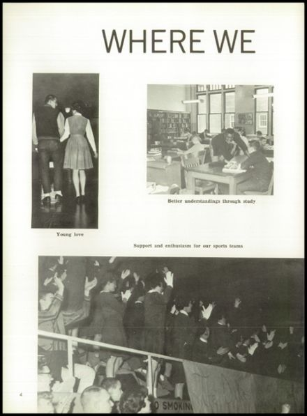 1964 York High School Yearbook Page 8