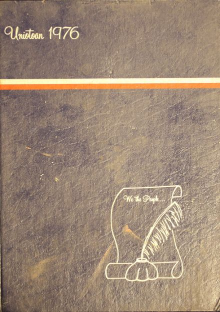 1976 Chillicothe High School Yearbook Cover