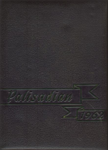1962 Palisades High School Yearbook Cover