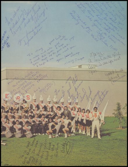 1970 Silver Creek High School Yearbook Page 3