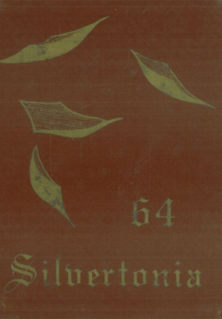 1964 Silverton Union High School Yearbook Page 1