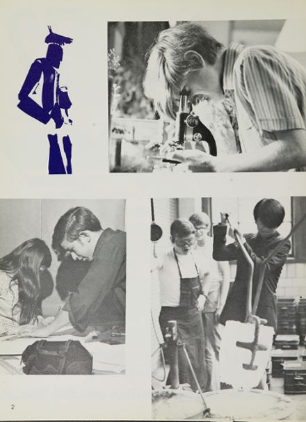 1972 Lane Technical High School Yearbook Page 6