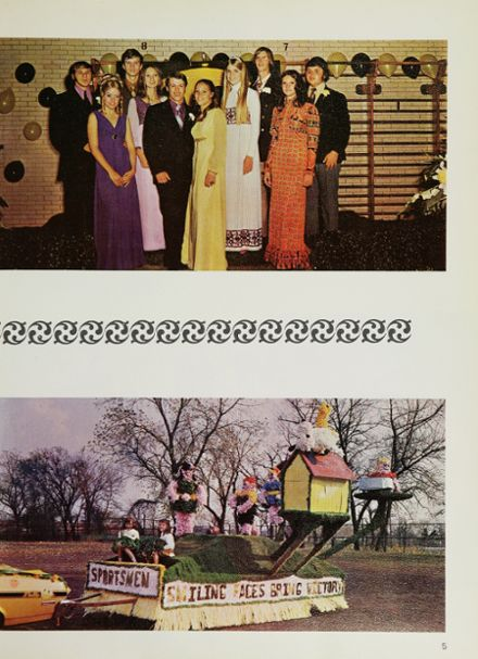 1972 Lane Technical High School Yearbook Page 9