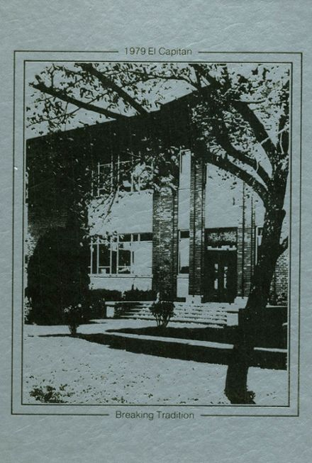 1979 Jefferson High School Yearbook Cover