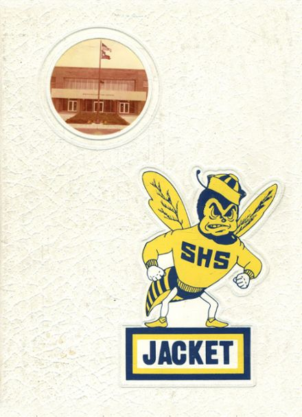 1975 Stephenville High School Yearbook Cover