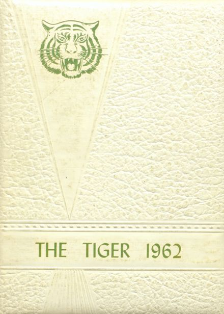 1962 Worth County R-III High School Yearbook Cover