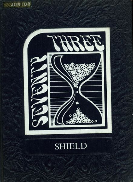 1973 Tri-Point High School Yearbook Cover