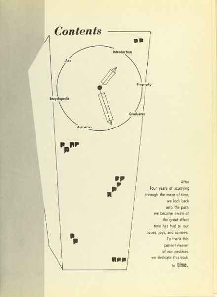 1957 Talmudical Academy Yearbook Page 5