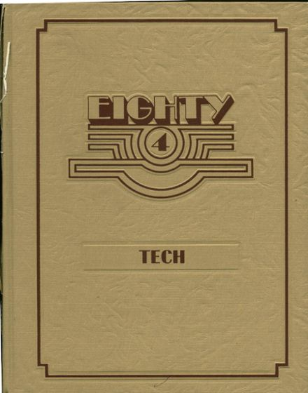 1984 Franklin County Area VoTech - Nursing Yearbook Cover