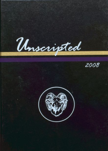 2008 South Haven L.C. Mohr High School Yearbook Cover
