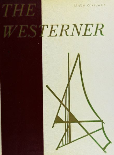 1967 Western High School Yearbook Cover