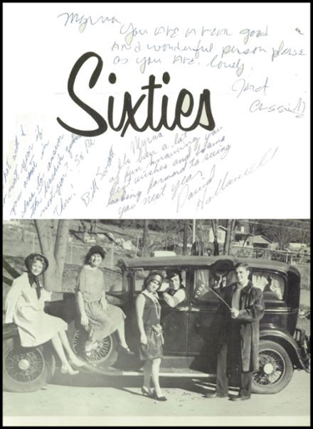 1961 Sonora Union High School Yearbook Page 7