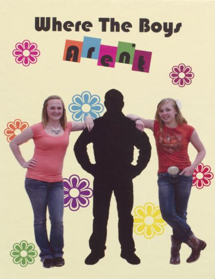 2011 Arvada-Clearmont High School Yearbook Cover