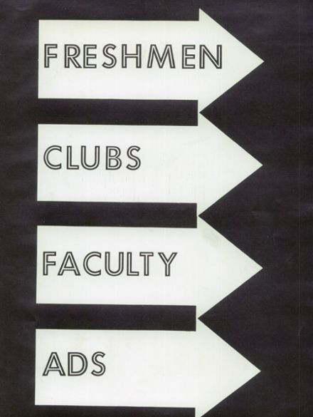 1975 Dunbar High School Yearbook Page 7