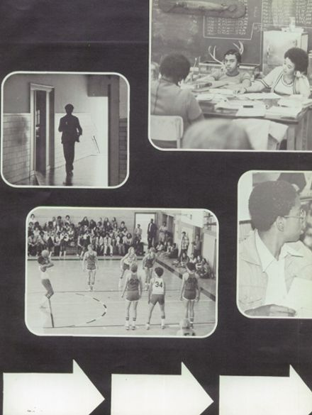 1975 Dunbar High School Yearbook Page 9