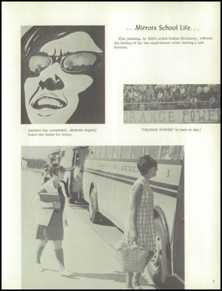 1968 Foothill High School Yearbook Page 7
