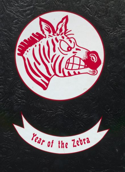 1992 Claremore High School Yearbook Cover