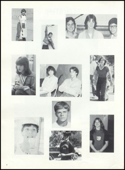 1982 Granton High School Yearbook Page 8