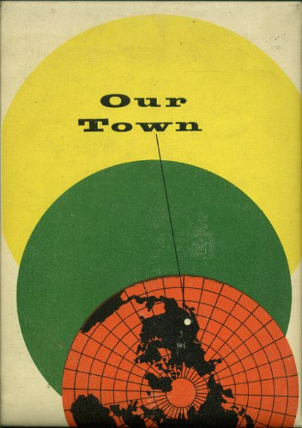 1959 Boulder City High School Yearbook Cover