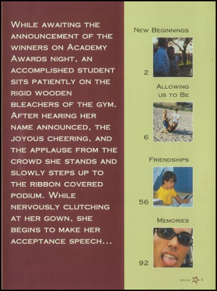 2002 San Dieguito High School Yearbook Page 7