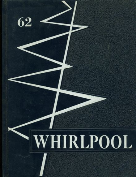 1962 Pennell Institute Yearbook Cover