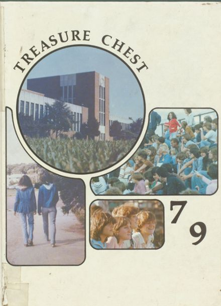 1979 Mepham High School Yearbook Cover