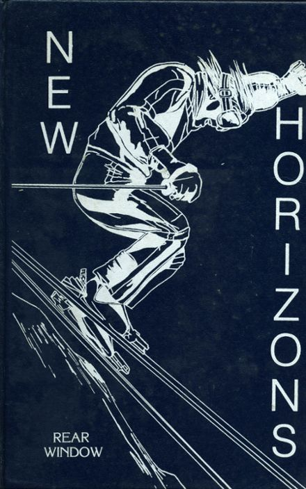 1985 North State Academy Yearbook Cover