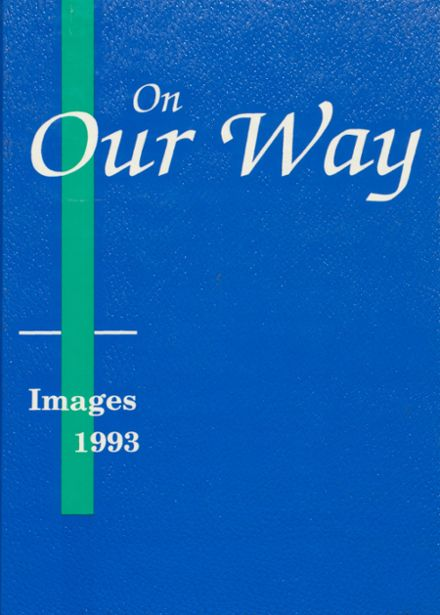 1993 Hi Plains High School Yearbook Cover
