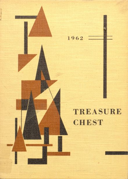 1962 Mepham High School Yearbook Cover