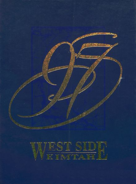 1997 West Seattle High School Yearbook Cover