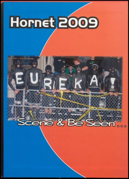 2009 Eureka High School Yearbook Page 2