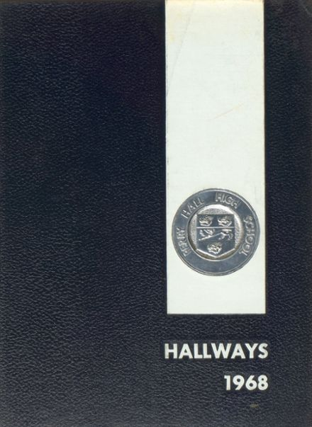 1968 Perry Hall High School Yearbook Cover