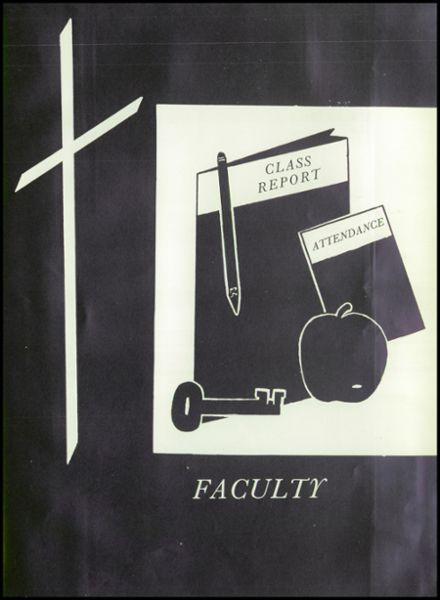 1963 Racine Lutheran High School Yearbook Page 9