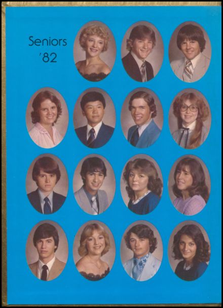 1982 Stuart High School Yearbook Page 2
