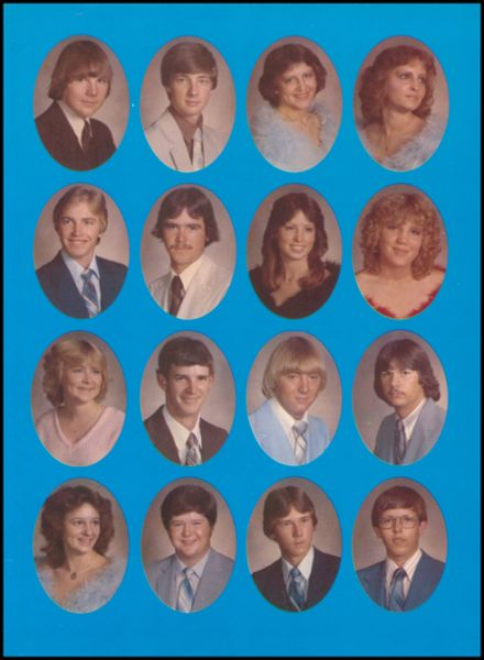 1982 Stuart High School Yearbook Page 3