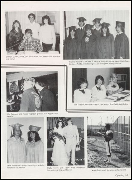 1982 Stuart High School Yearbook Page 7