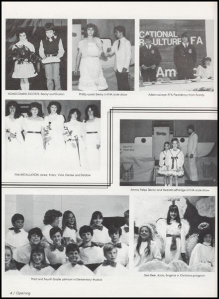 1982 Stuart High School Yearbook Page 8