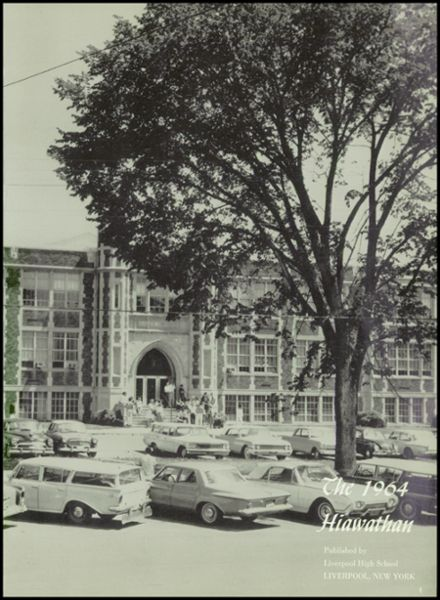 1964 Liverpool High School Yearbook Page 5