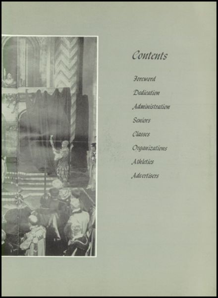 1964 Liverpool High School Yearbook Page 7
