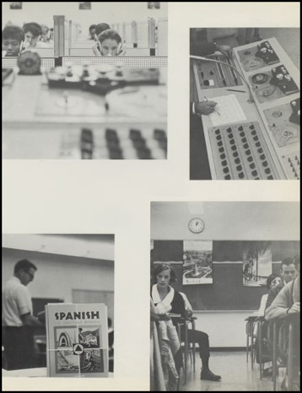 1966 Long Beach Polytechnic High School Yearbook Page 9