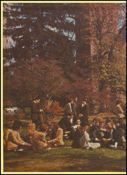 1963 St. Stephen's High School Yearbook Page 2
