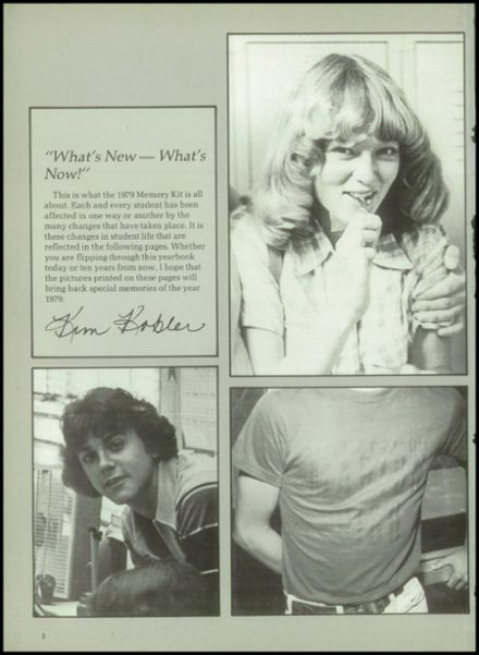 1979 Marion High School Yearbook Page 6