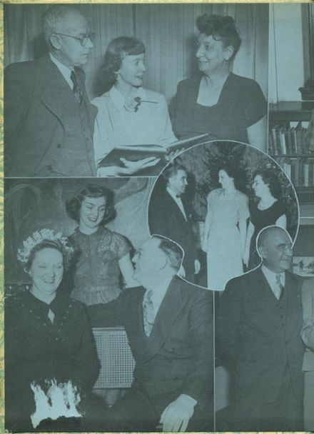 1950 Mt. St. Mary Academy Yearbook Page 2