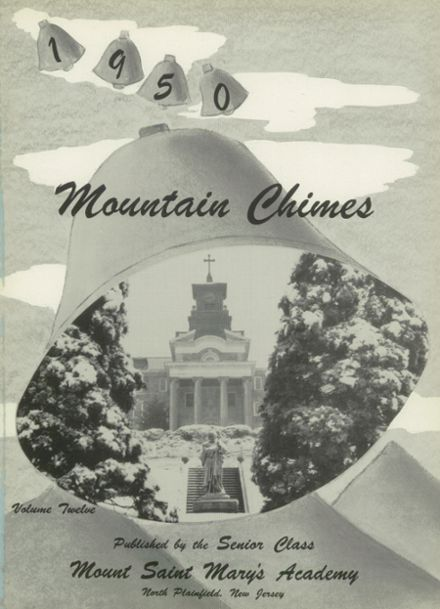 1950 Mt. St. Mary Academy Yearbook Page 5