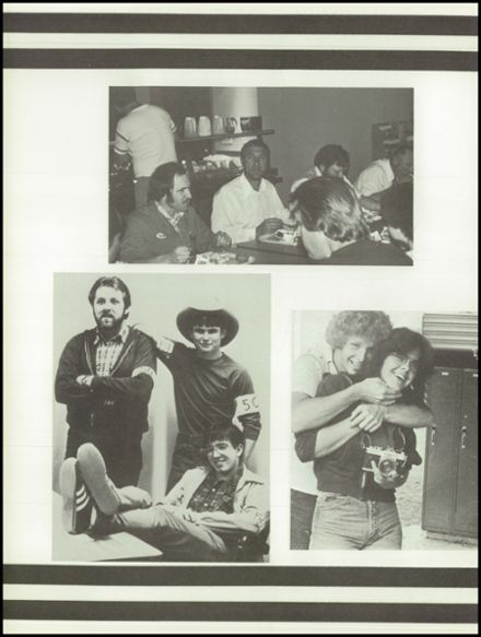 1980 Eagle Point High School Yearbook Page 8