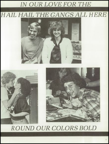 1980 Eagle Point High School Yearbook Page 9