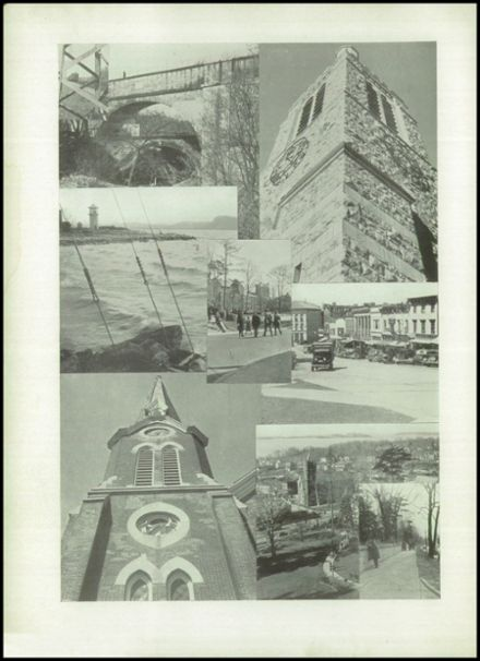 1937 Ossining High School Yearbook Page 4