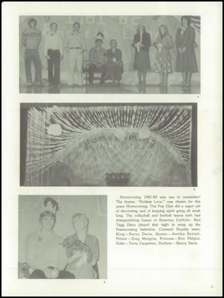 1982 Overton High School Yearbook Page 9