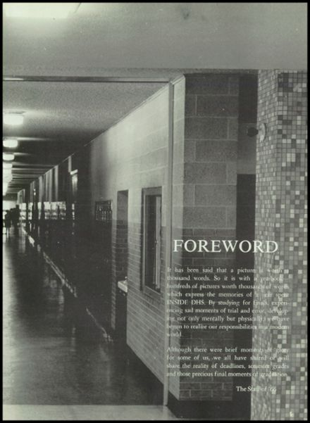1966 Denison High School Yearbook Page 9